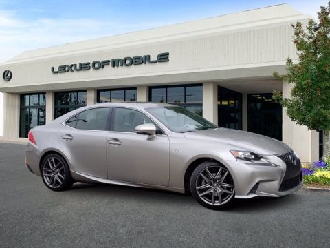 L/Certified 2015 Lexus IS 250